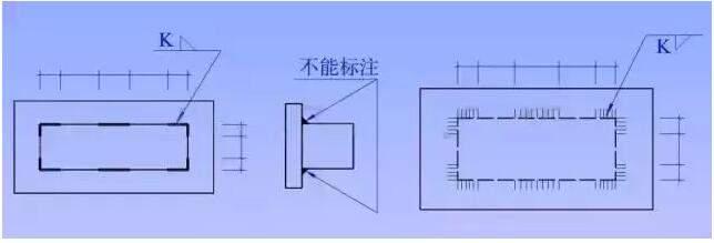 钢结构图纸焊缝的画法