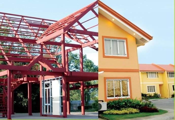 漳州钢结构住宅