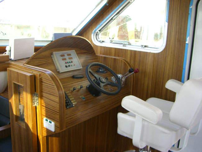18.88m海上引航艇