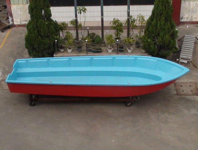 5980型冲锋舟
