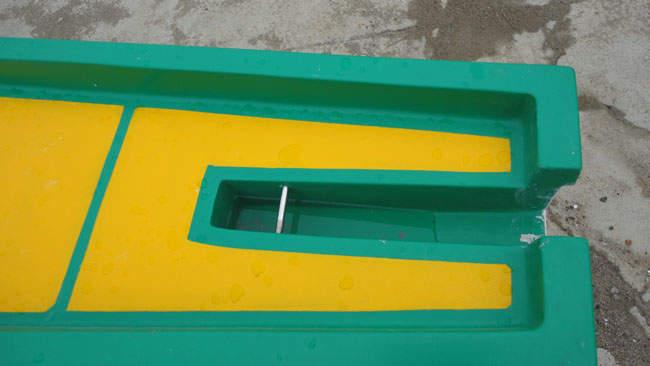 23人标准型龙舟(单壳型)