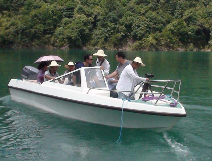 680型公务艇