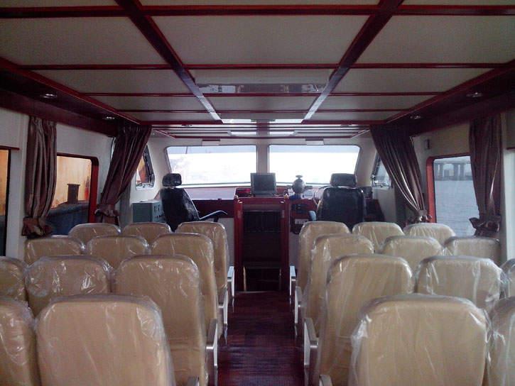 22座客运艇1