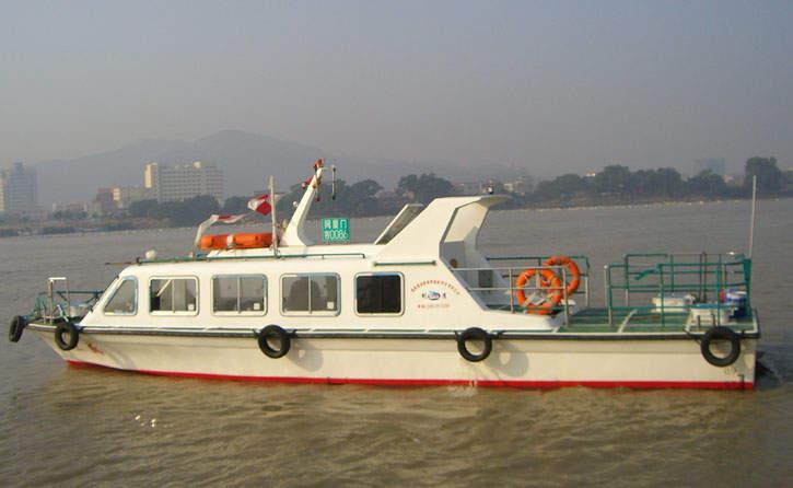 22座客运艇2