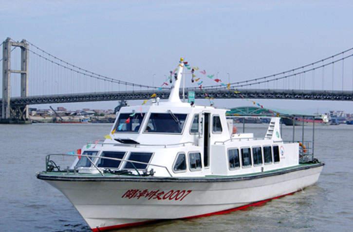 48座旅游客运艇