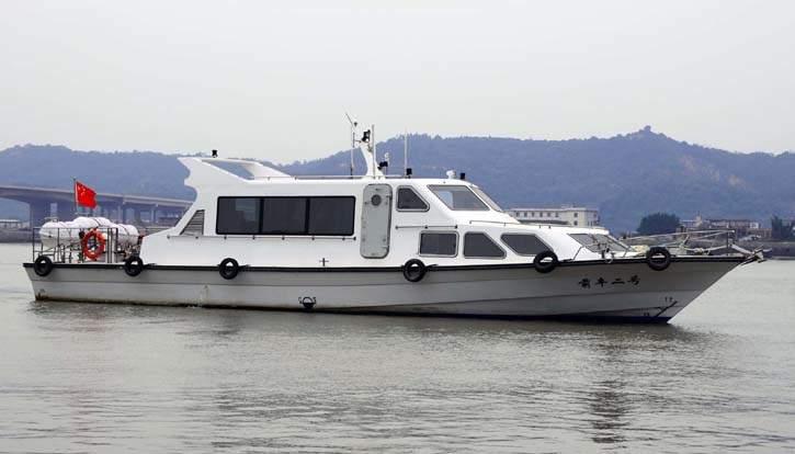 60座客运艇