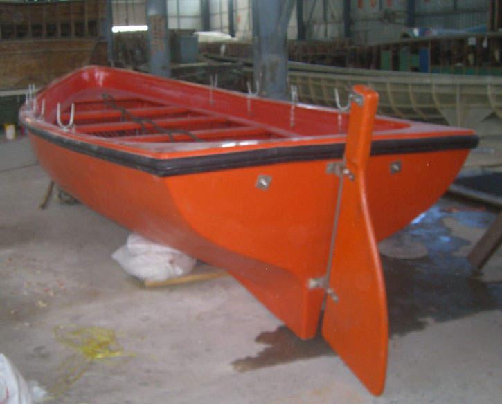 730型水上训练艇