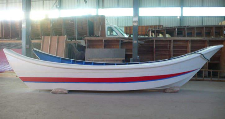 560型交通艇