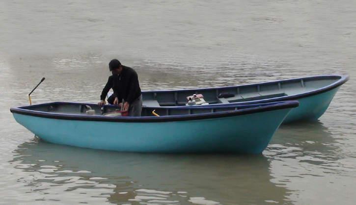 488型交通艇