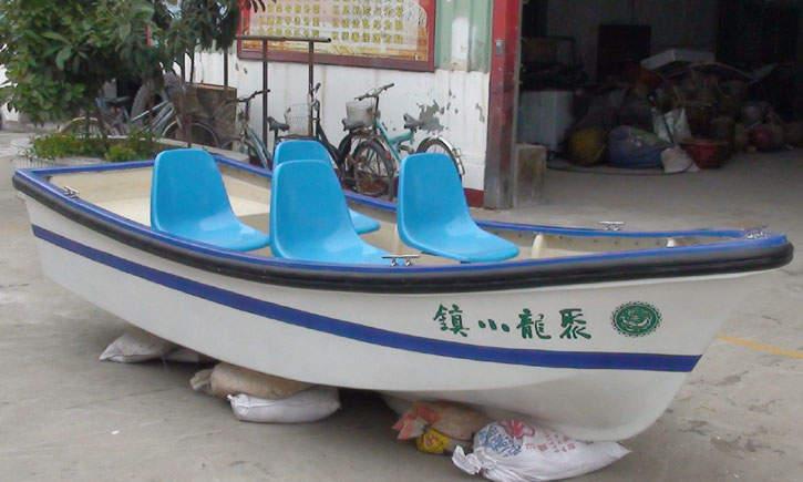 3.8m电动艇