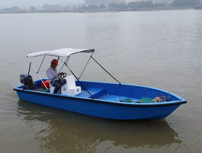6米休闲钓鱼艇