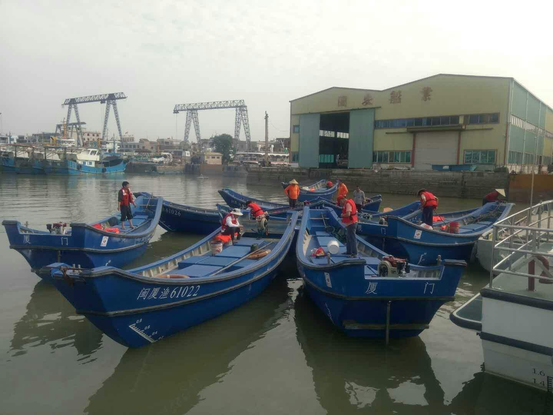 8米作业渔船