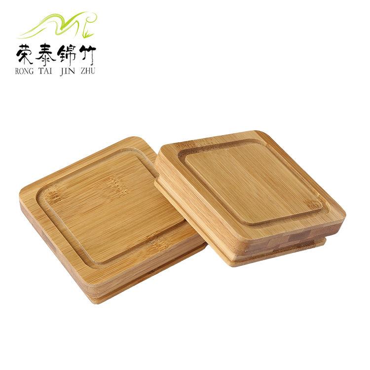 厂家直供 方形竹盖子 德赢vwin官网AC米兰密封盖 天然绿色健康的产品