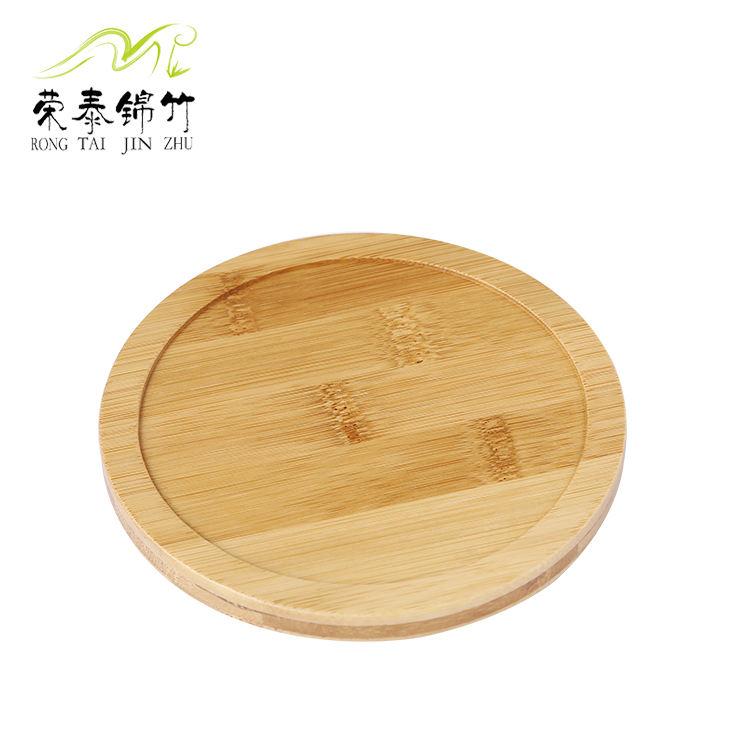 天然竹盖子 密封硅胶盖子  厂家直销大量定制生产竹盖子
