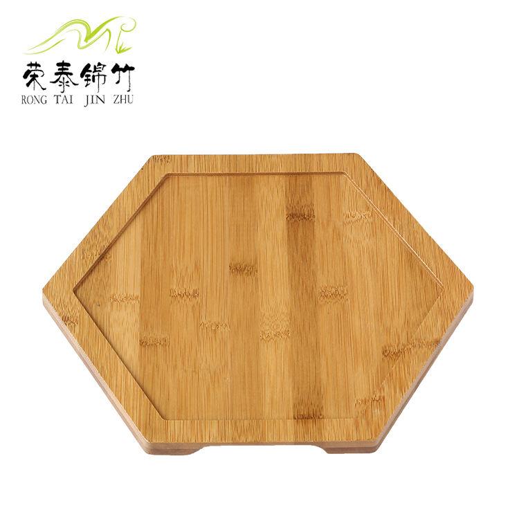厂家直销 竹制餐盘 托盘 水果盘